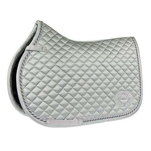PS of Sweden Pop Jump saddle cloth - Granite Grey