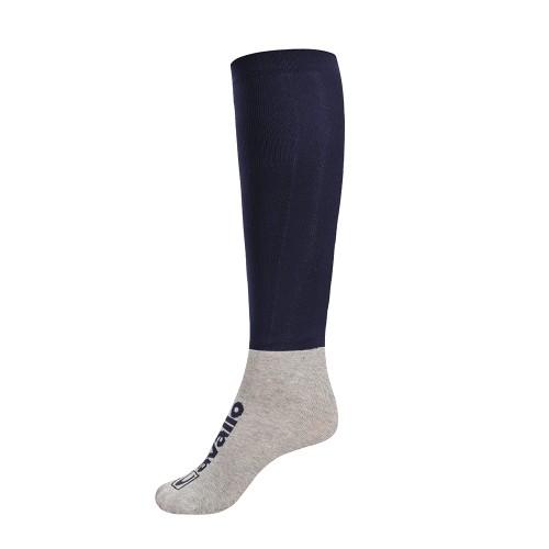 Cavallo  Saba Duo Dark blue socks